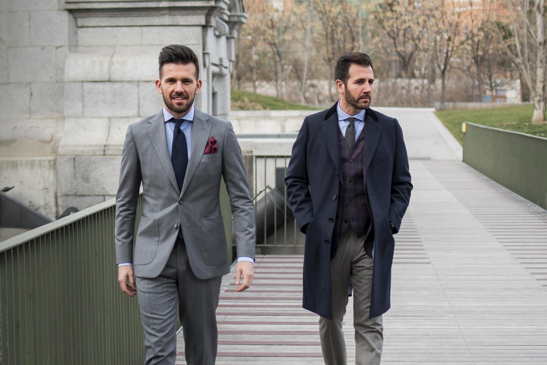 look formal y elegante