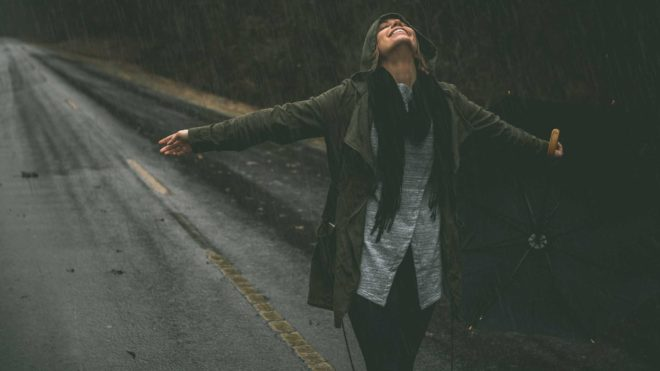Que vestir en época de lluvias