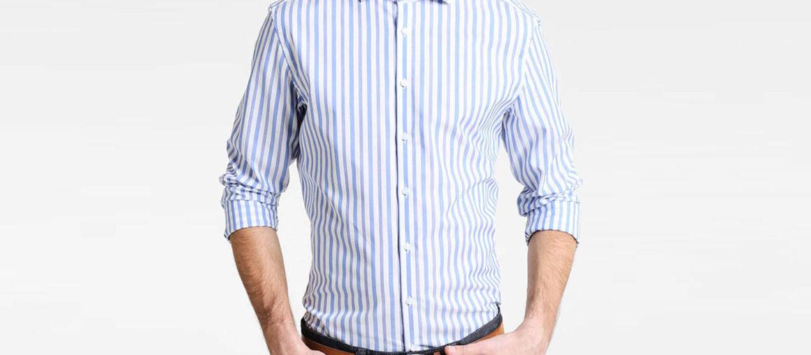 Consejos para Vestir tu Camisa a Rayas