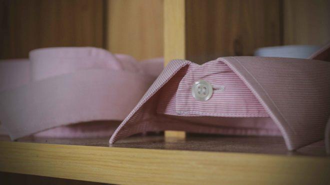 Cuello de Camisa Inglés