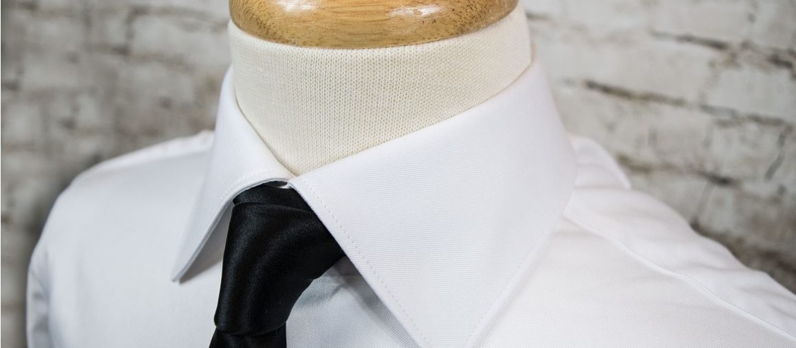Cuello de Camisa Italiano o Spread Collar