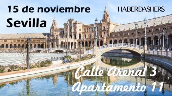 Haberdaserhs vuelve a Sevilla el 15 de noviembre - Ático de la calle Arenal